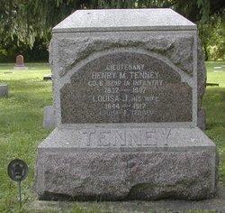 Lieut Henry M. Tenney