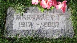 Margaret F Sisson