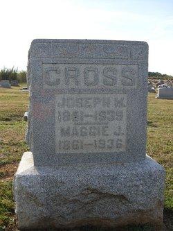 Margaret Jane <I>Russell</I> Cross