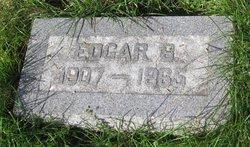 Edgar B Sisson