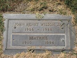 John Henry Wilson, Jr