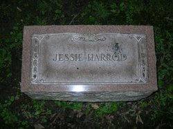 Jessie <I>Scott</I> Harrod