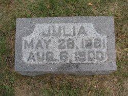 Julia Bradley