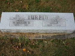 Henderson W Turpin