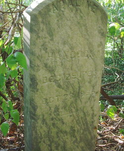 Adaline <I>Gibson</I> Hancock