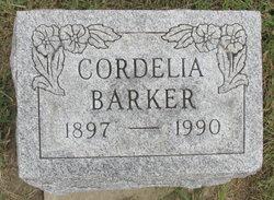 Cordelia Barker