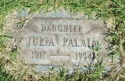 Julia <I>Maciejewski</I> Palaia