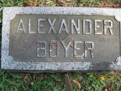 Alexander Boyer