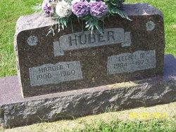 Harold Theodore Huber
