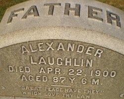 Alexander Laughlin
