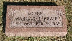 Margaret Braik