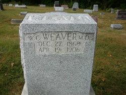 "Dr Walter Clay ""Clay"" Weaver"