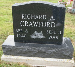 Richard A Crawford