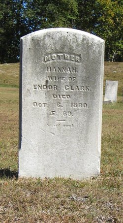 Hannah <I>Holden</I> Clark