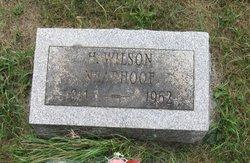 H. Wilson Nearhoof