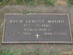 David Leavitt Mathis