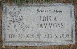 Lois A Hammons