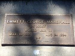 Emmett George Marshall