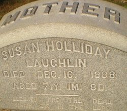 Susan <I>Holliday</I> Laughlin