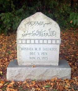 Mostafa Hossain Talukder