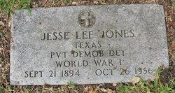 Jesse Lee Jones