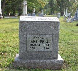 Arthur J Bokamper