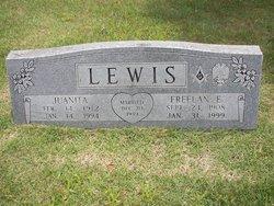 Freelan Adison Lewis
