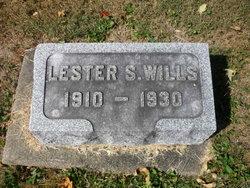 Lester S Wills