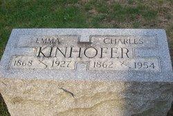 Emma Frances <I>Holzinger</I> Kinhofer