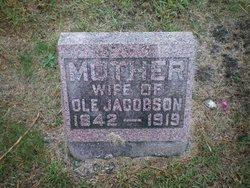 """Carrie """"Wife of Ole"""" Jacobson"""
