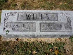 Verna M <I>Huddleston</I> Wills
