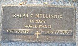 Ralph C Mullinnix