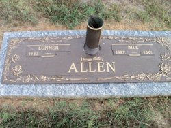 Lunner Mae <I>Waters</I> Allen