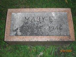 Mary E <I>McCandliss</I> Orr