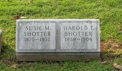 Harold T Shotter
