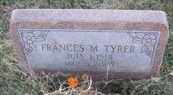 Frances <I>Middlemus</I> Tyrer