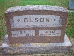 Julia <I>Jacobson</I> Olson