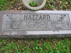 "Maurice H. ""Bill"" Hazzard"