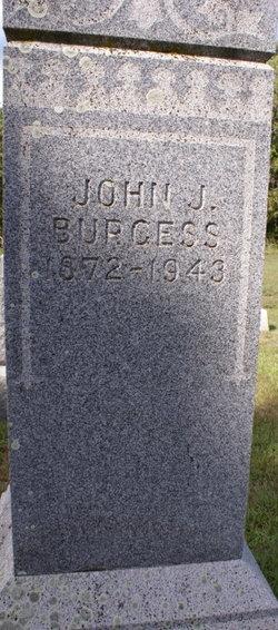 John J Burgess