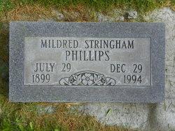 Mildred <I>Stringham</I> Phillips