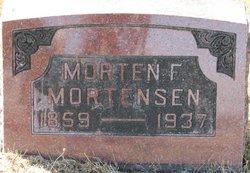 Morten F Mortensen