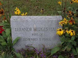 Eleanor <I>Hedges</I> Hale