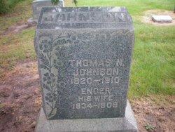Thomas N Johnson
