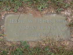 Dr Jessie W Fisher