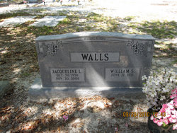 Jacqueline <I>Little</I> Walls