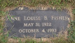Anne Louise Fisher