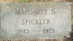 Margaret S Spickler