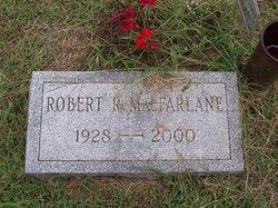 Robert R MacFarlane