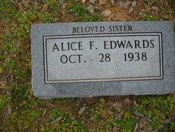 Alice F. Edwards