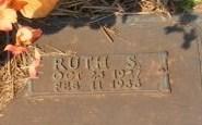 Ruth S. Sledge